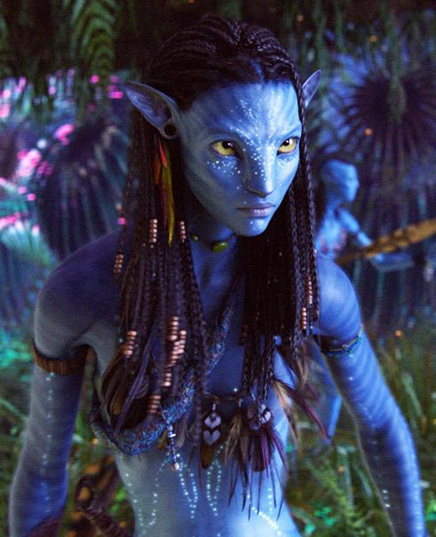 Avatar Release New Movie: November 17, 2009 - Avatar / New Image Of Neytiri
