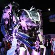 One of the military mechs on display at E3 2009. Photo first appeared at Collider.com.