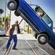 Ray Embrey (Jason Bateman) gets a life-saving lift from a down-on-his-luck superhero.