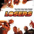 The Losers movie poster that debuted at Comic-Con 2009.