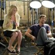 Katherine Heigl and Gerard Butler in a scene from The Ugly Truth.