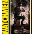Promo poster for Watchmen featuring The Comedian.