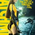 Character poster for Silk Spectre II.