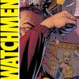 The Watchmen teaser poster that debuted at San Diego Comic Con 2007.