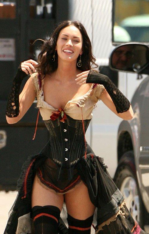 Megan Fox Recent