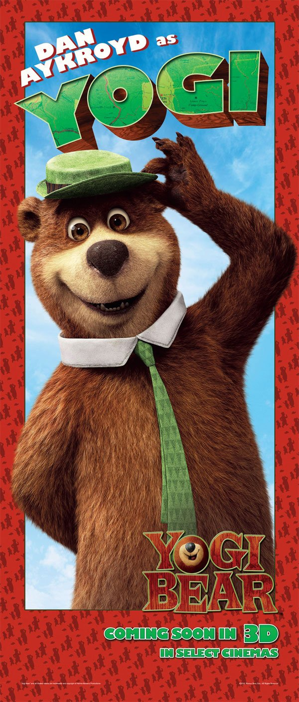 Yogi Bear | Corona Coming Attractions