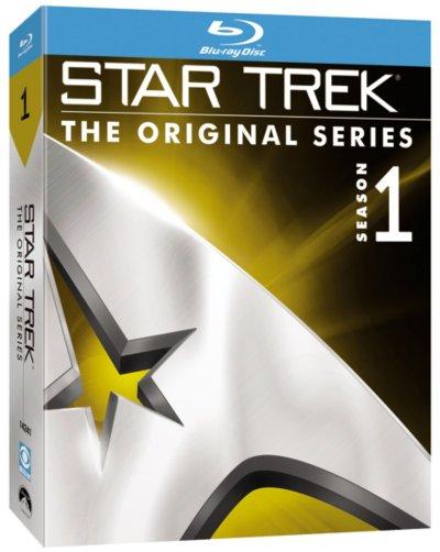 Star Trek TOS Season 1 on blu ray